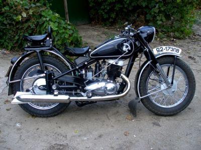 Модельный ряд мотоциклов иж иж 49 иж 49